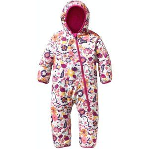 Patagonia Puffball Bunting Suit 4 Floral Print